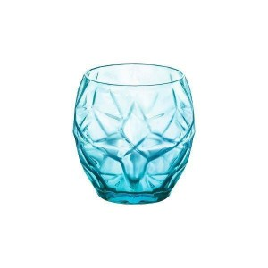 Szklanka Cool Blue niska 400 ml